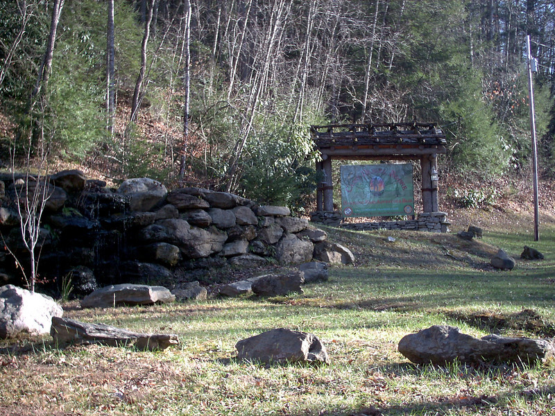 Art Loeb Trail - 3,200'