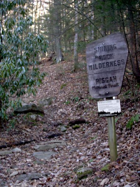 Art Loeb Trail - 3,250'