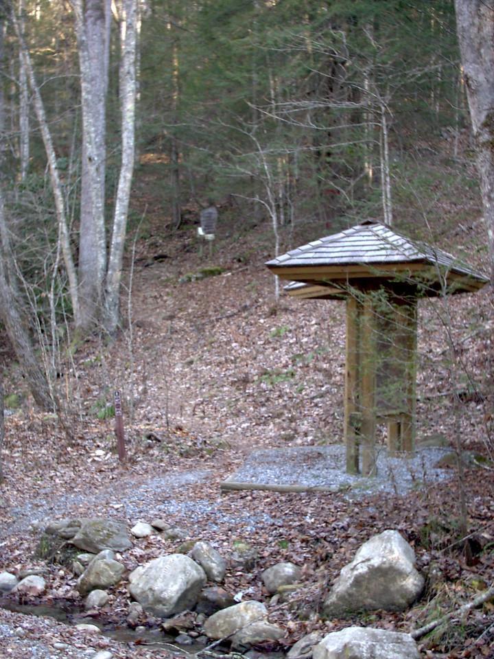 Art Loeb Trail - 3,240'