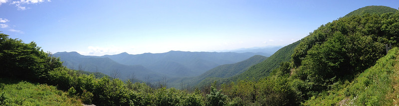 Greybeard Overlook - Blue Ridge Parkway (5,592')
