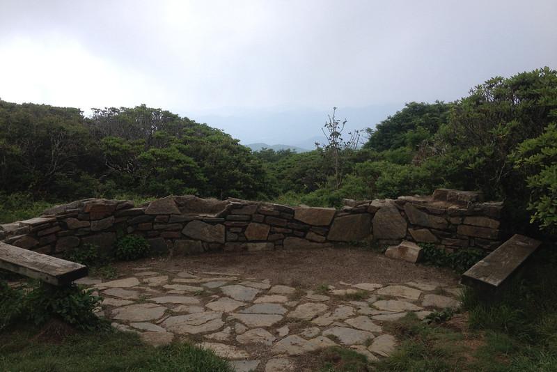Craggy Gardens (5,680')