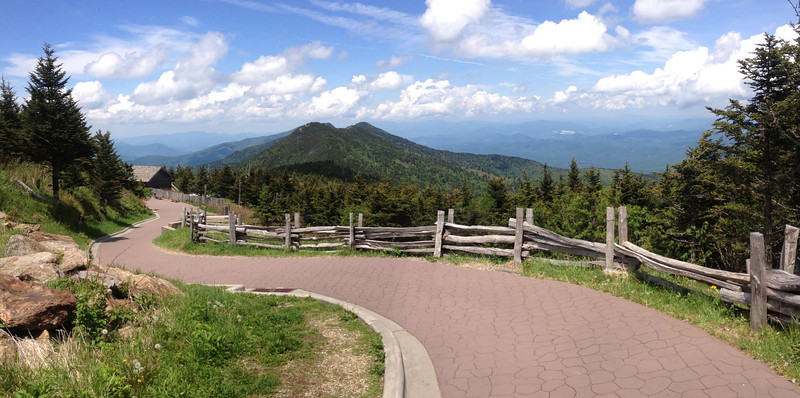 Mount Mitchell Summit Trail (6,670')