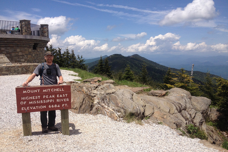 Mount Mitchell Summit (6,684')