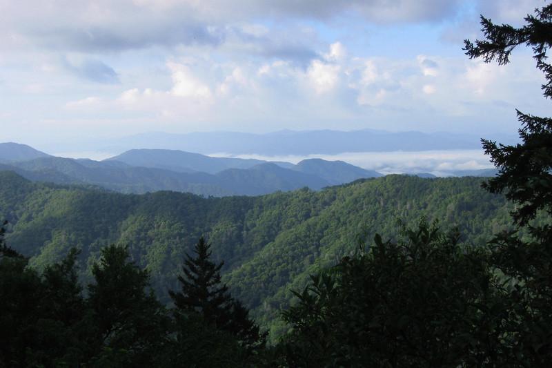 Appalachian Trail - 5,200'