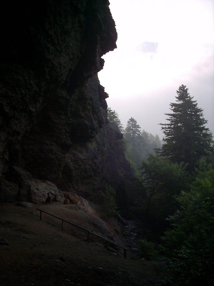 Alum Cave Bluffs - 5300'