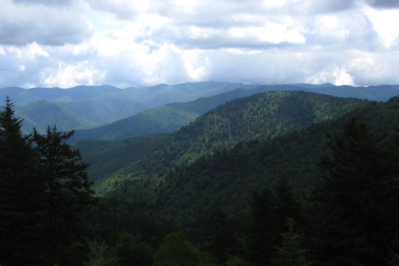 Haywood-Jackson Overlook