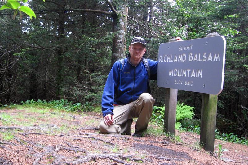 Richland Balsam Summit - 6,410'