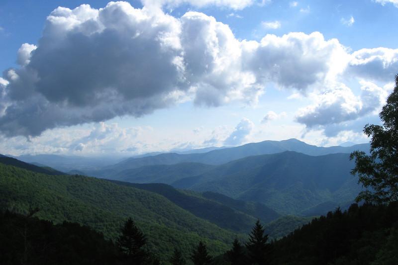 Beartrail Ridge Overlook - 5,812'