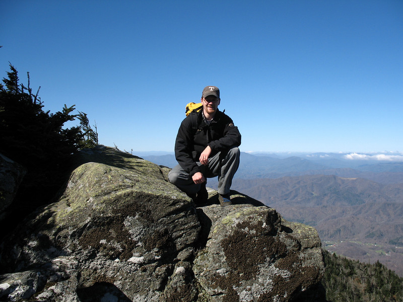 Roan High Bluff Summit - 6,267'