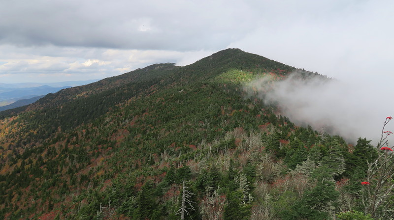 Black Mountain Crest Trail -- 6,450'