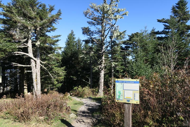 Black Mountain Crest Trail -- 6,530'