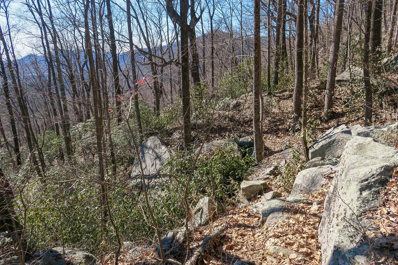 Naturaland Trust Trail -- 2,380'