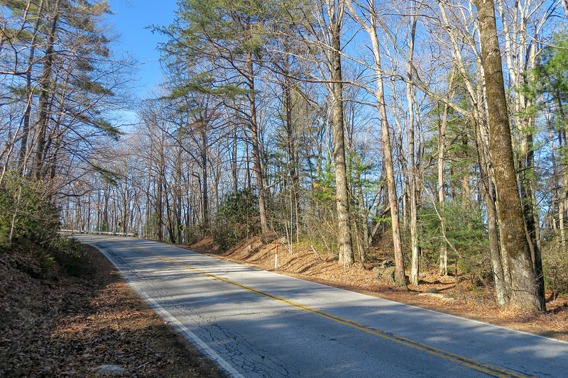 Naturaland Trust Trail @ U.S. 276 -- 3,020'