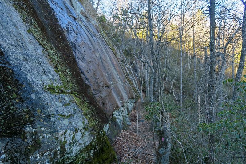 Naturaland Trust Trail -- 2,880'