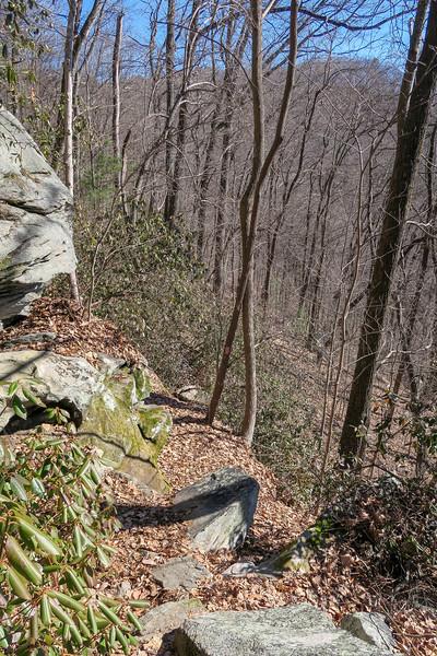 Naturaland Trust Trail -- 2,400'
