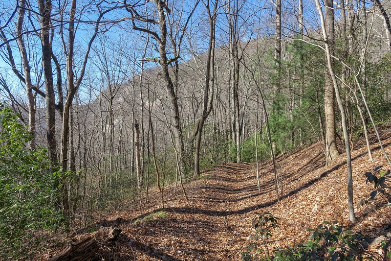 Naturaland Trust Trail -- 2,640'