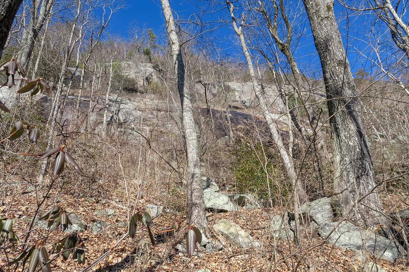 Naturaland Trust Trail -- 2,350'