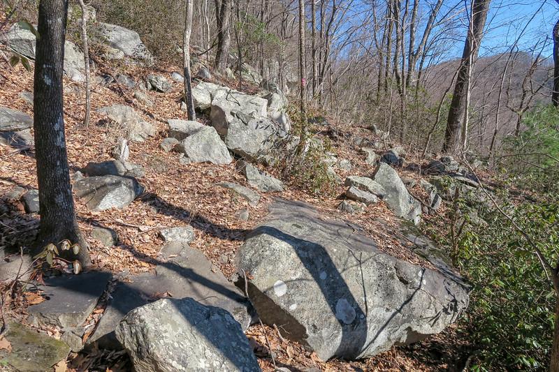 Naturaland Trust Trail -- 2,360'