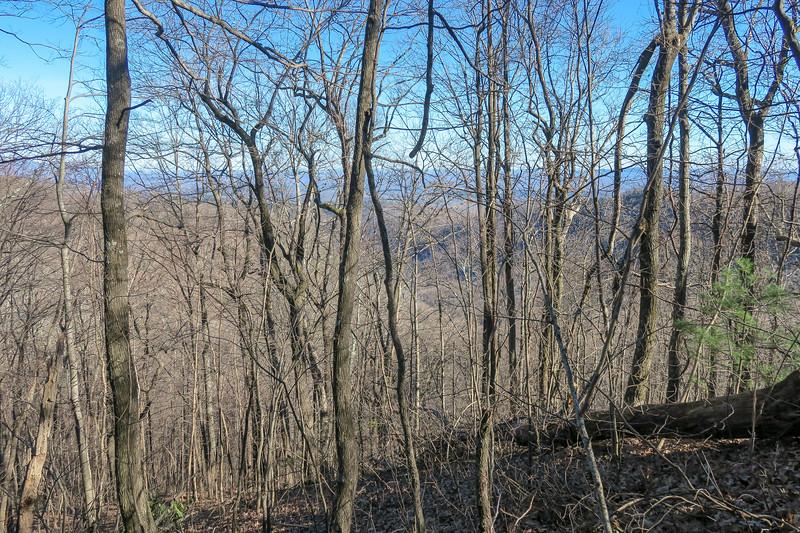 Naturaland Trust Trail -- 2,780'