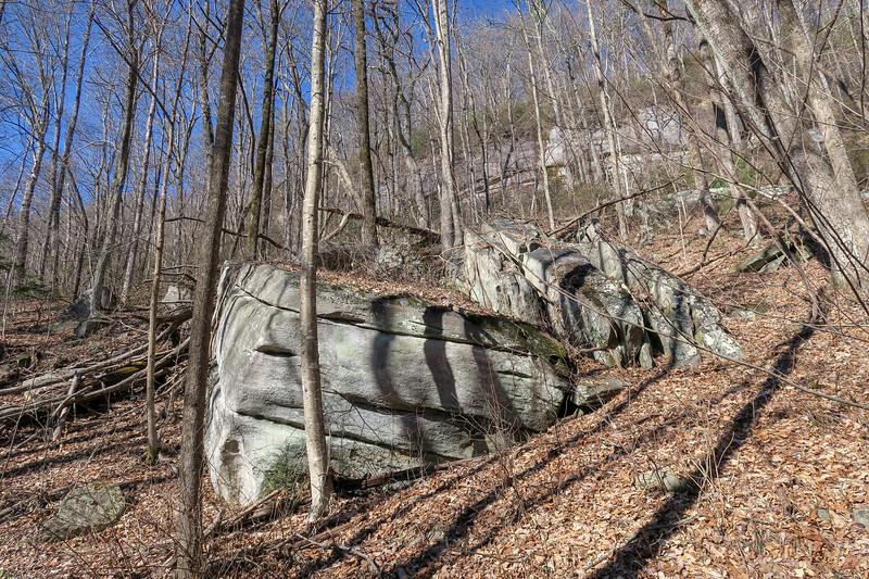 Naturaland Trust Trail -- 2,550'