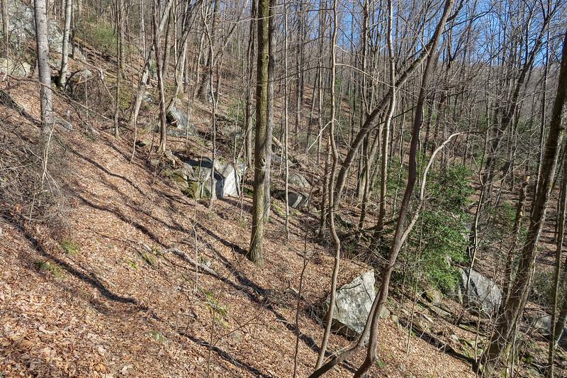 Naturaland Trust Trail -- 2,470'