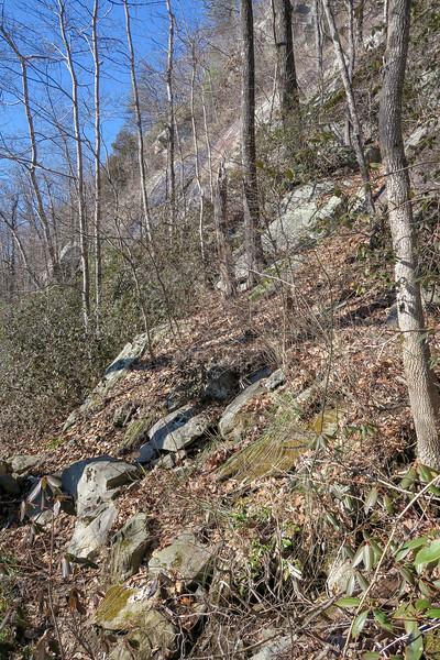Naturaland Trust Trail -- 2,320'