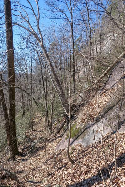 Naturaland Trust Trail -- 2,440'