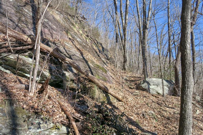 Naturaland Trust Trail -- 2,430'