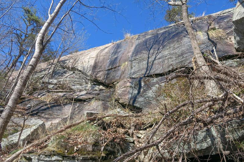Naturaland Trust Trail -- 2,340'