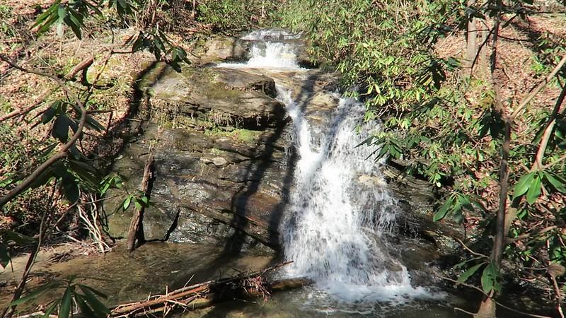 Unnamed Falls -- 1,540'