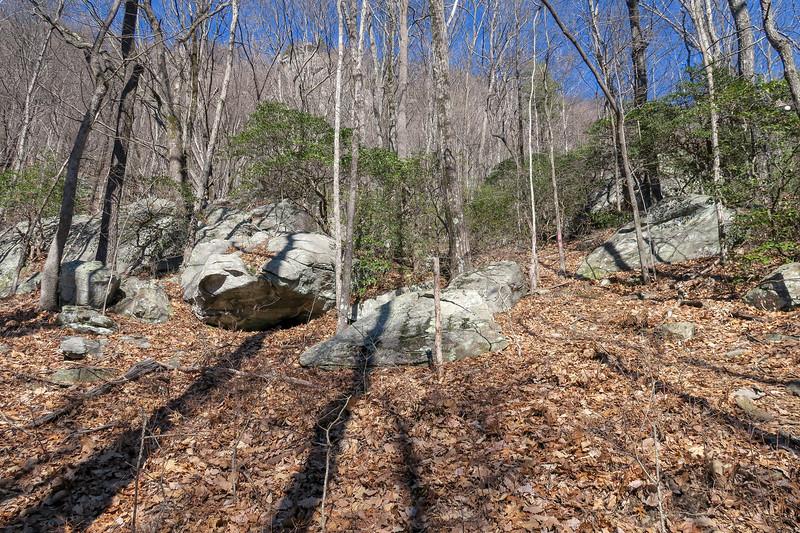 Naturaland Trust Trail -- 2,160'
