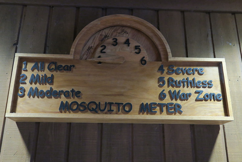 The Mosquito Meter
