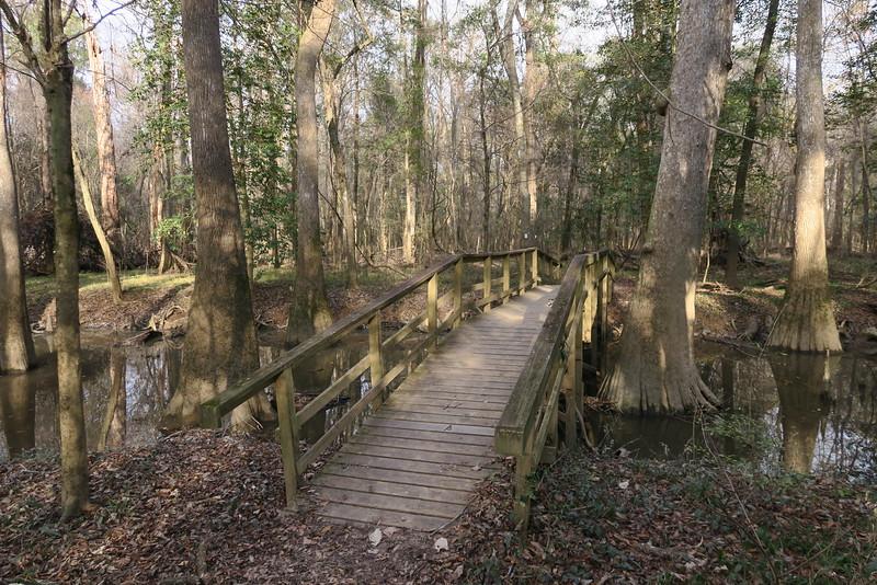 Weston Lake Loop Trail