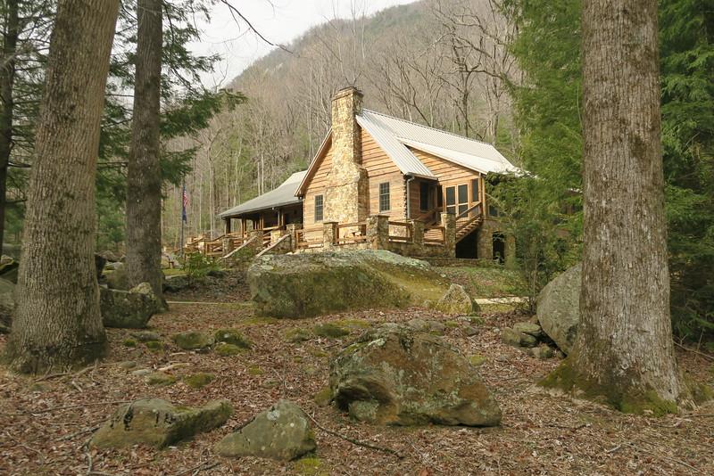 Jones Gap State Park Visitor Center