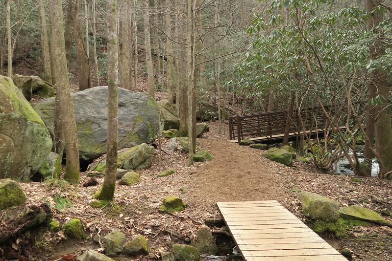 Jones Gap Access Trail