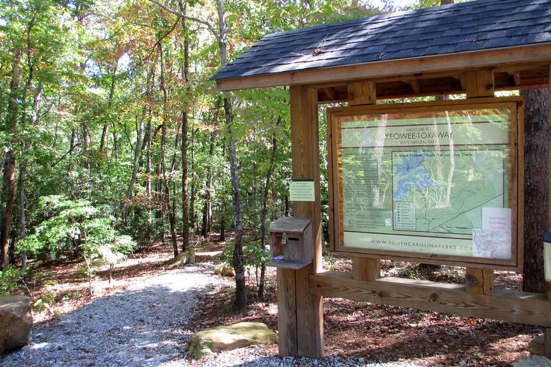 Visitor Center Trailhead