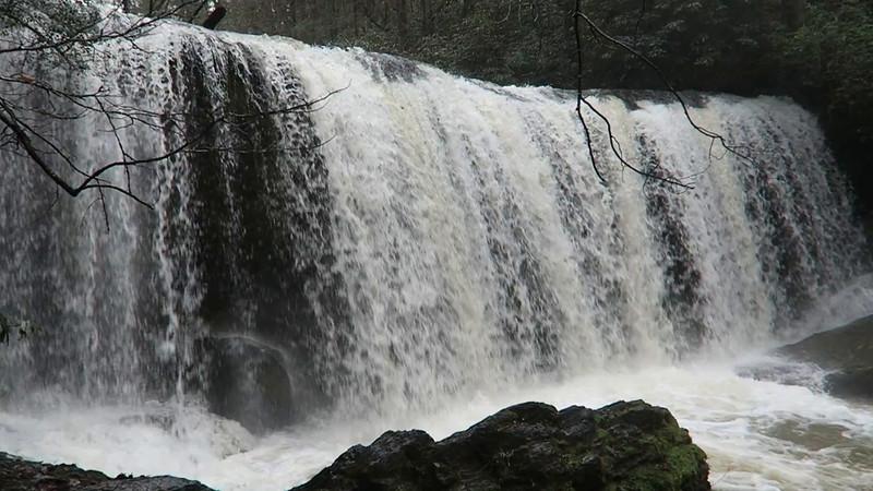 Brasstown Falls (Brasstown Veil) Video
