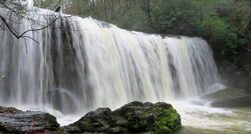 Brasstown Falls (Brasstown Veil)