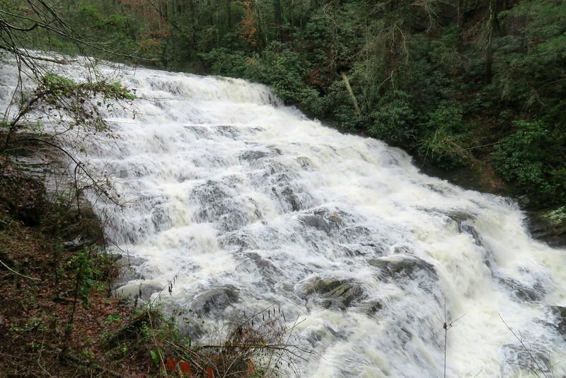 Brasstown Falls (Brasstown Cascades)