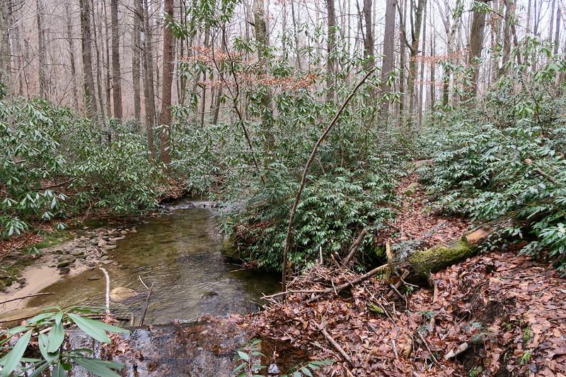 Bill Kimball Trail -- 2,080'