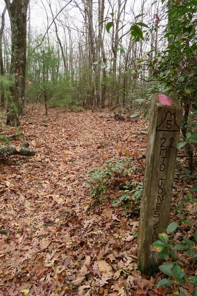 Bill Kimball Trail -- 2,950'