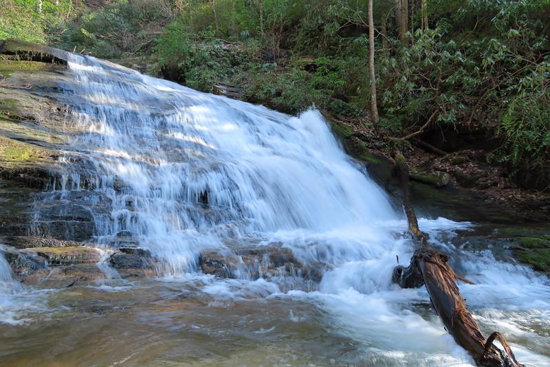 Pinnacle Falls (lower)
