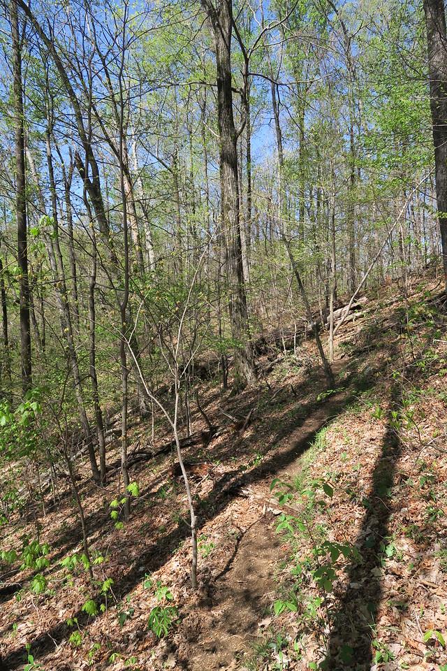 Ridge Trail - 2,760'