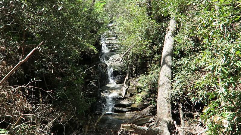 Mill Creek Falls - 2,260'