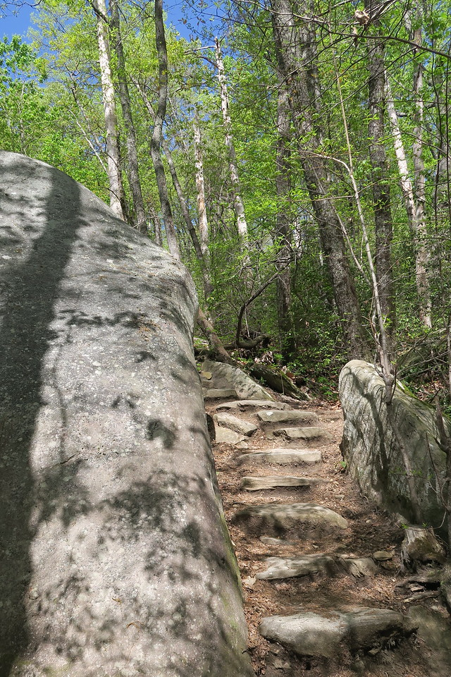 Table Rock Trail - 1,970'
