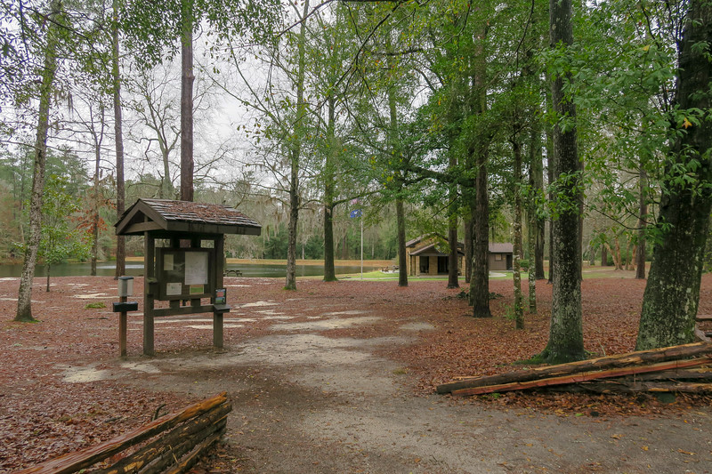 Visitor Center Trailhead (Coquina Trail)