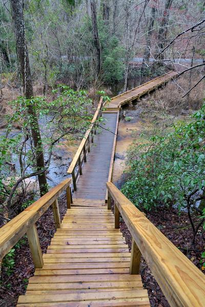 Shank's Creek Boardwalk