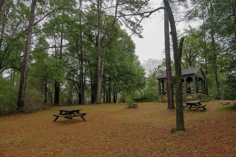 Scout Loop Trail @ Overlook Shelter