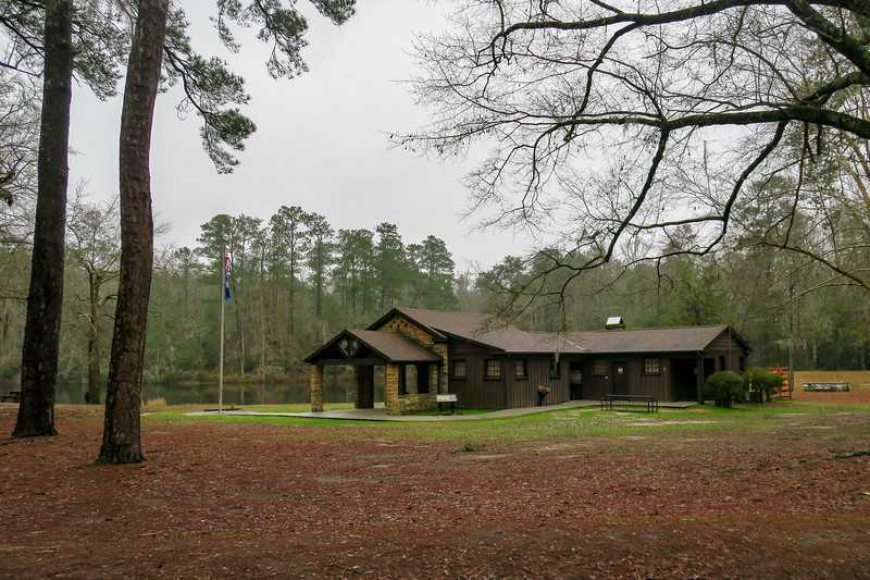 Poinsett State Park Visitor Center
