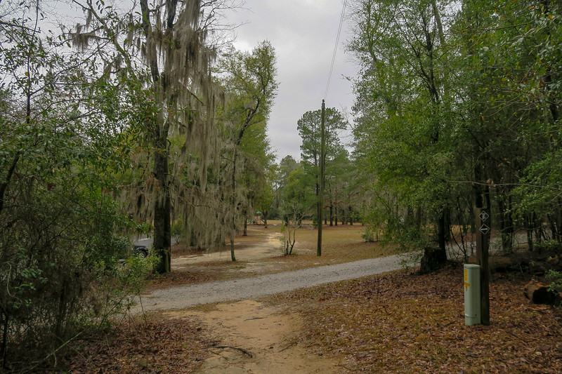 Splice Trail @ Visitor Center Trailhead